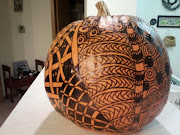 . beautiful, pumpkin' was shaped more like a Charlie Brown pumpkin once I .