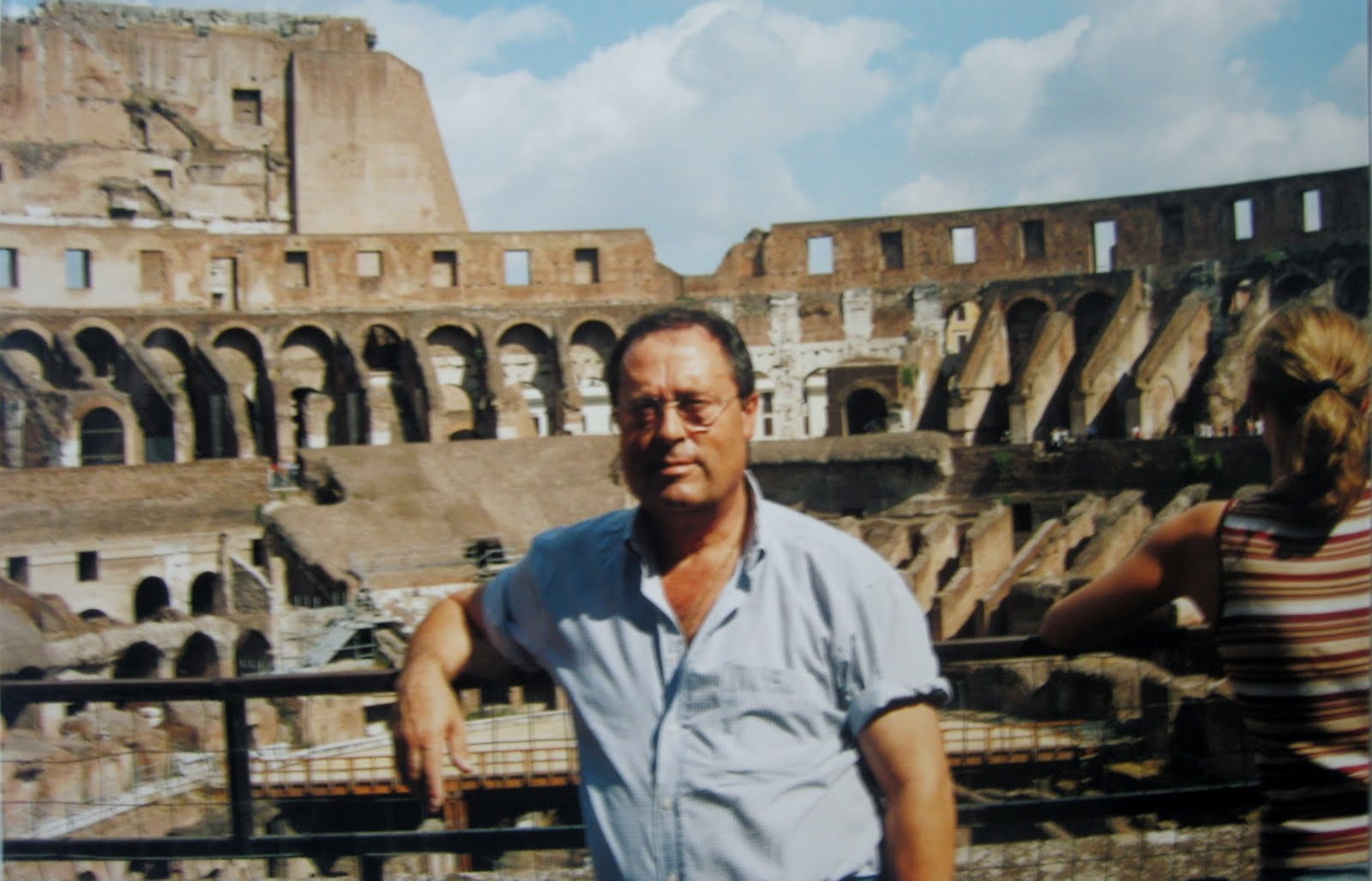Coliseo - Roma.