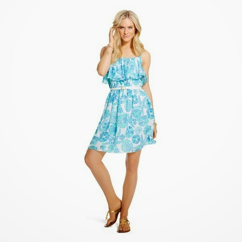lilly pulitzer for target sea urchin for you dress silk dress ruffle