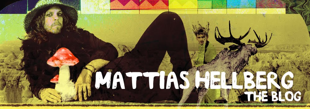 Mattias Hellberg - The Blog
