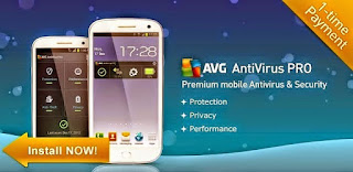ဖုန္းေတြထဲကုိ Virus မ၀င္ဖုိ႕နဲ႕ဖုန္းရဲ႕လုံျခံဳေစမယ္-AntiVirus PRO Android Security v4.4 Apk