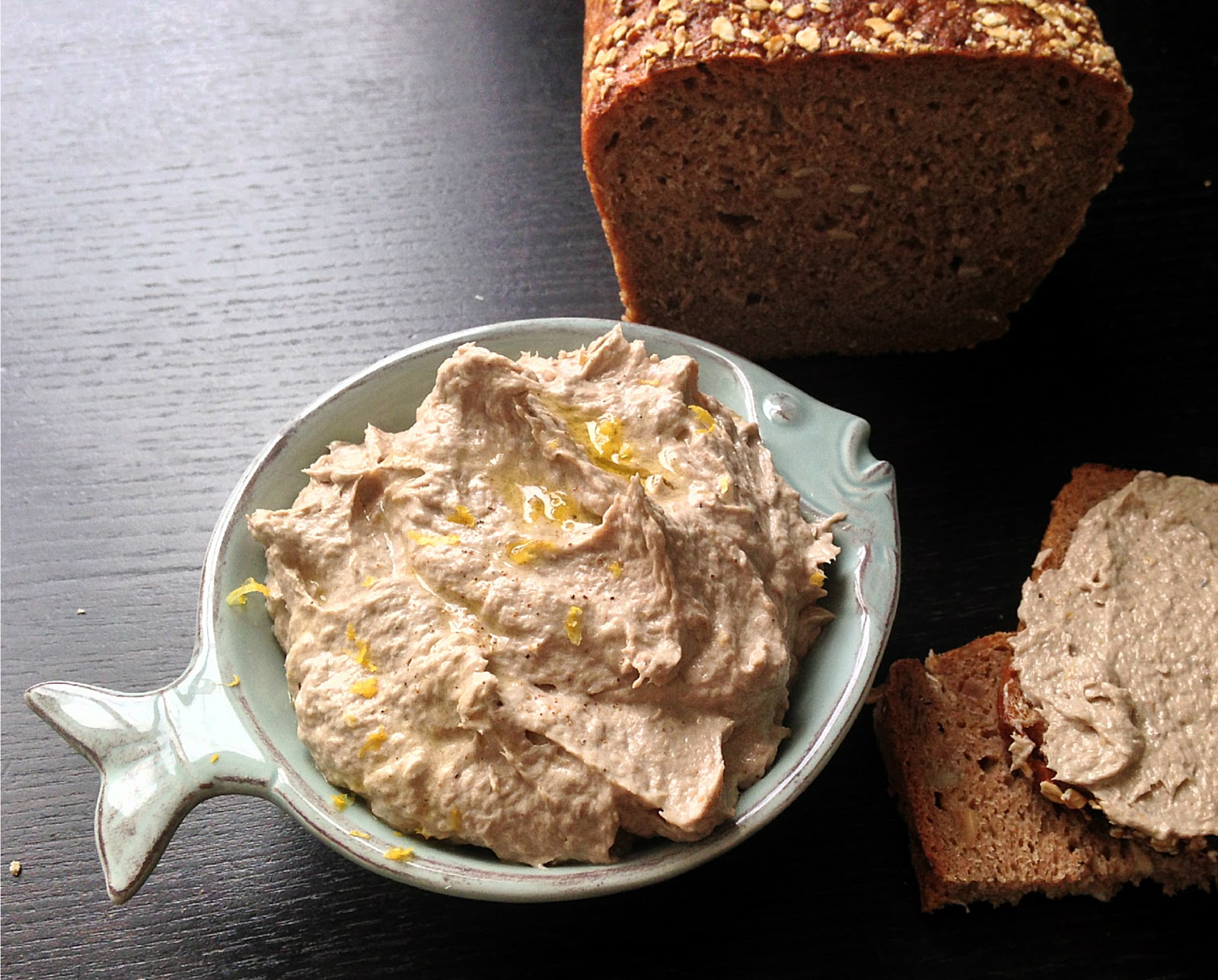 Lemony Sardine Pate Recipe — Dishmaps