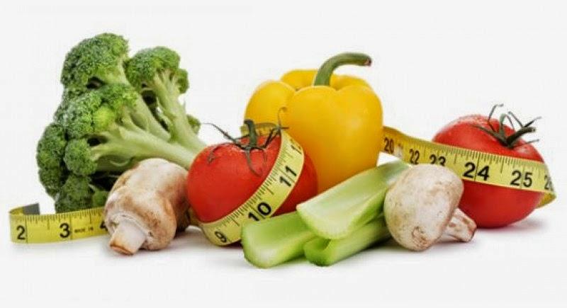 Thực đơn giảm cân với rau củ quả