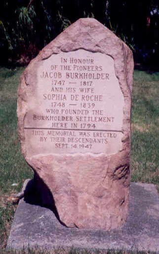 Olive Tree Genealogy Blog: 52 Ancestors: Jacob Burkholder and the Haunted Family Cemetery