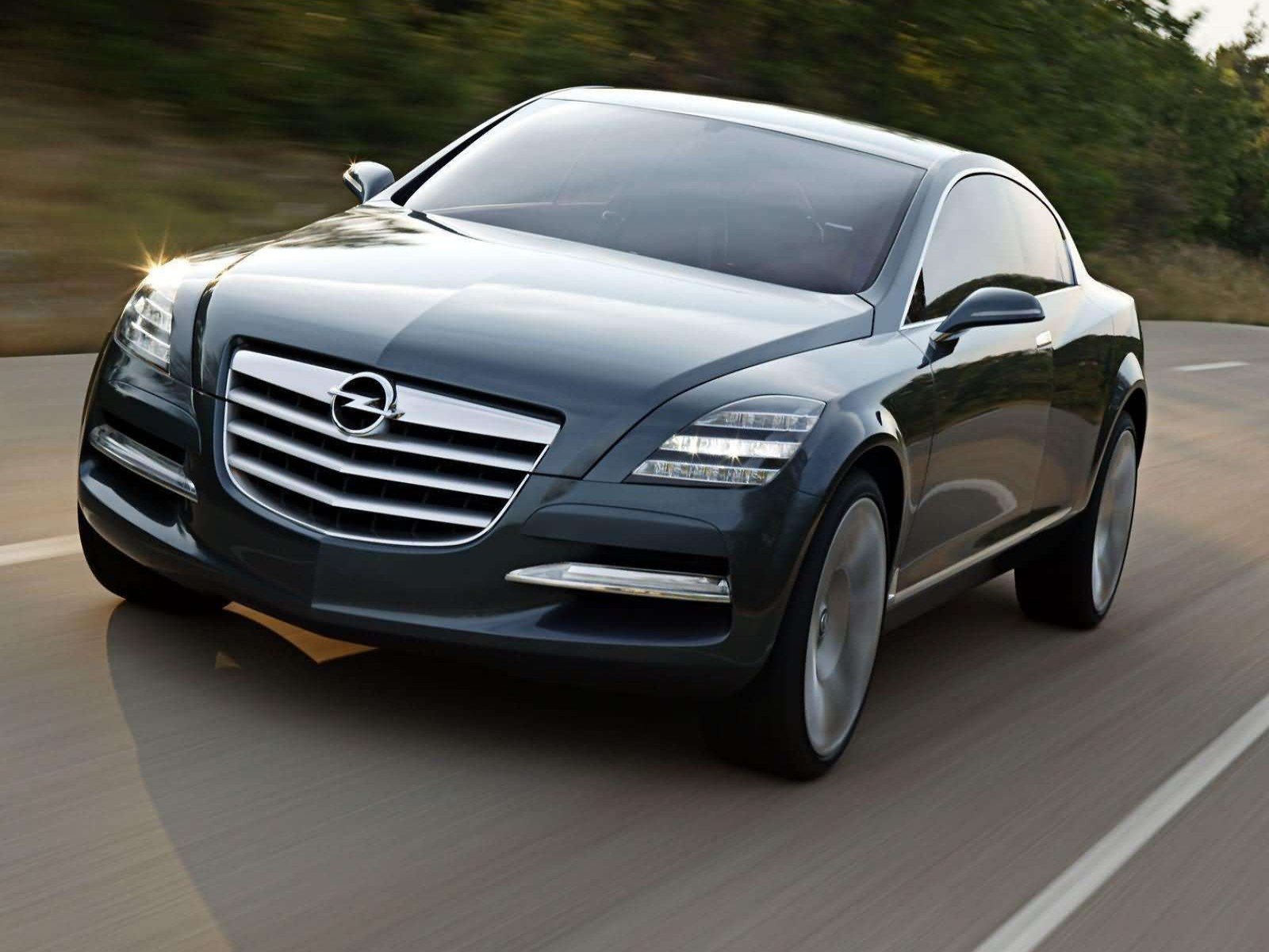 Car And Car Zone Opel Insignia Concept 2003 New Cars Car