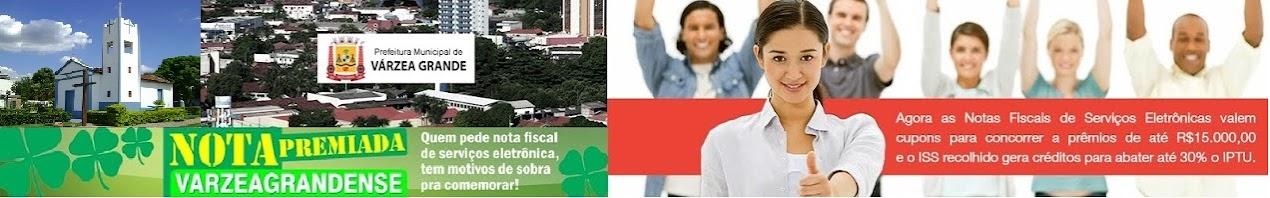 PREFEITURA MUNICIPAL DE VÁRZEA GRANDE - PREFEITA LUCIMAR S. CAMPOS
