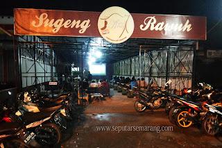 Angkringan Asem Arang