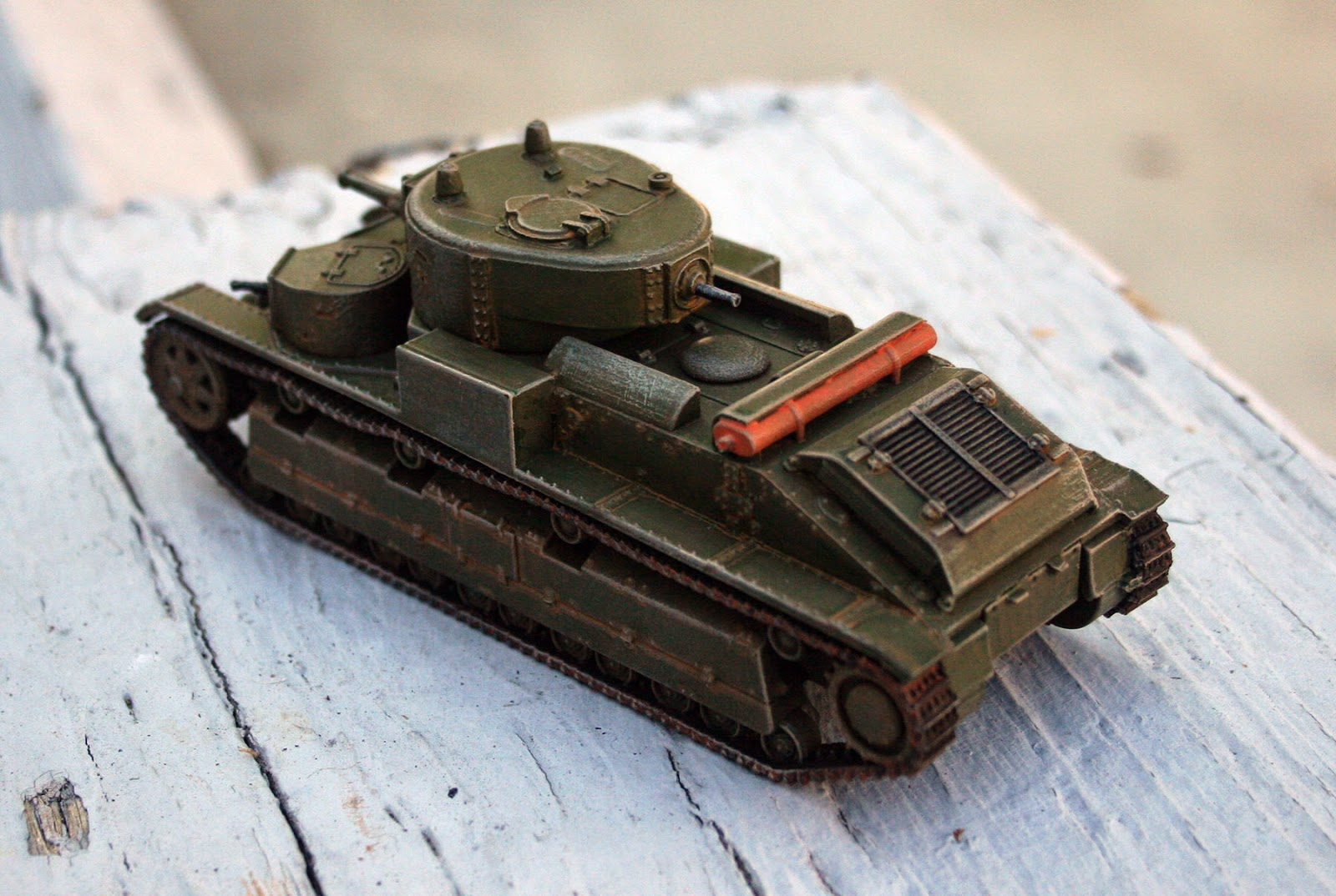 Bolt action trenchworx tank review pt t bell of