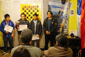 Guillermo Paez Medina (CJ64) Campeon XXII Open Arica y Parinacota 2014