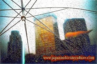 Musim Fuyu atau Musim hujan di Jepang