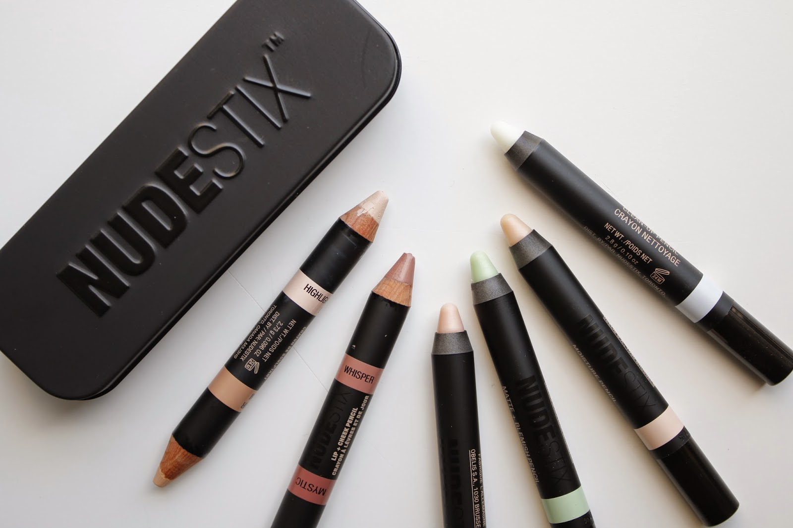 New launches from Nudestix