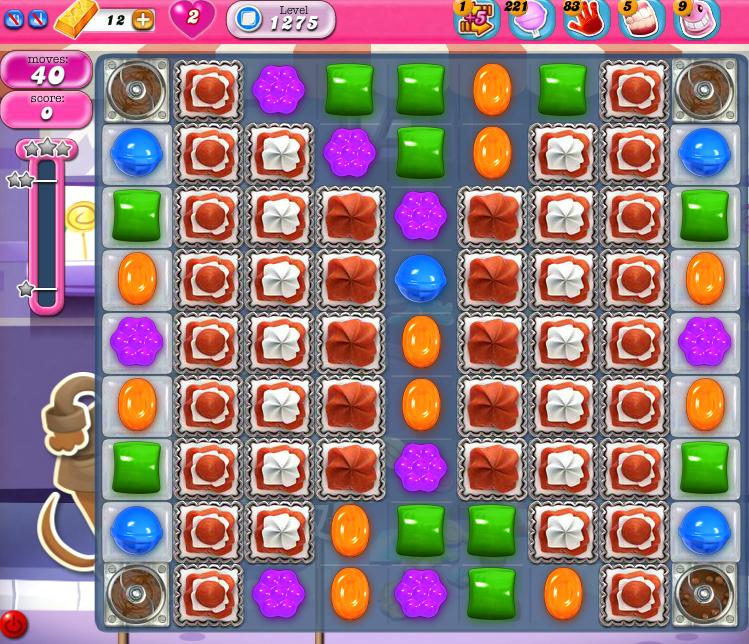 Candy Crush Saga 1275