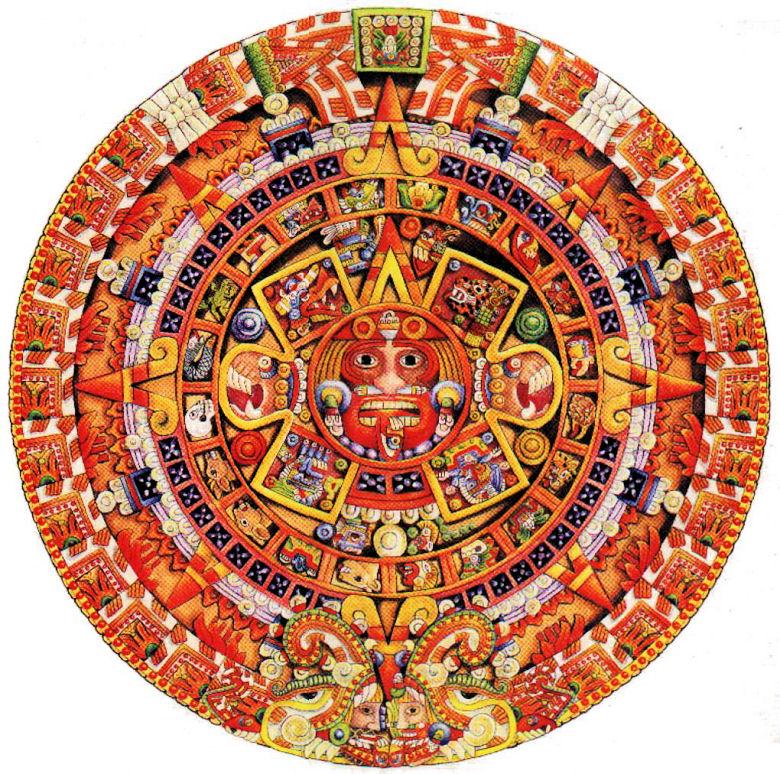 5 calendarios mayas