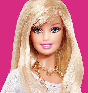 Boneca Barbie Loira