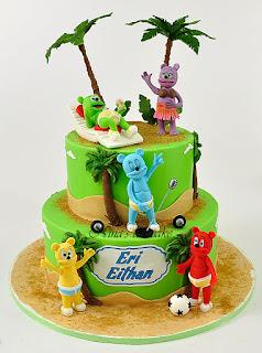 """Tort """"Gummy Bear"""" pentru ERI"""