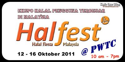 halal fiesta 2011,halfest 2011,halal fiesta malaysia 2011 at pwtc,waktu operasi halfest 2011 at pwtc,lokasi expo halal malaysia 2011,halfest 2011 @ pwtc 12 - 16 oktober 2011,halal fiesta malaysia 2011 activities,organizer halfest 2011,senarai penganjur ekspo halal malaysia 2011,program di halfest 2011 pwtc 12 13 14 15 16 oktober 2011,hall 1 pwtc halfest 2011,siti nurhaliza di halfest 2011,upin dan ipin di halfest 2011 pwtc,poster halal malaysia,jakim poster,poster halfest 2011 halal fiesta malaysia,the 1st halfest in malaysia,fesyen muslimah di pwtc 2011,halal hunt di pwtc