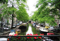 Best Honeymoon Destinations In Europe - Amsterdam, The Netherlands