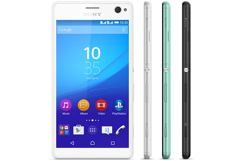 Spesifikasi dan Harga Sony Xperia C4 Dual, Phablet Android Dengan Kamera Terbaik