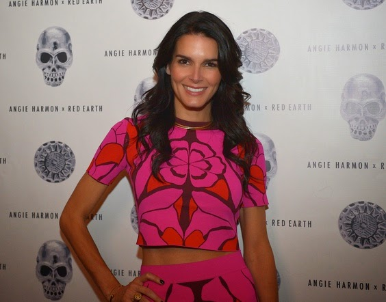 Angie Harmon x Red Earth Brand