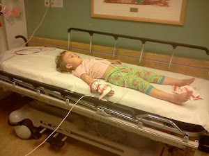 ER before she was admitted