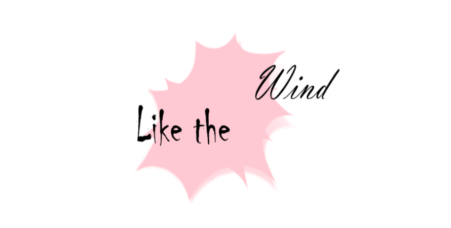 Like the wind by NC