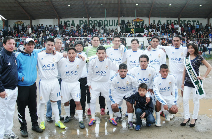 REAL MADRID CAMPEON 2011 / 2012