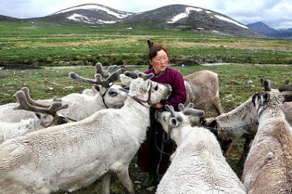 Suku Nomaden yang Tak Berubah Selama 1.000 Tahun