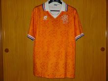 Vtg Jersey Holland 94-95
