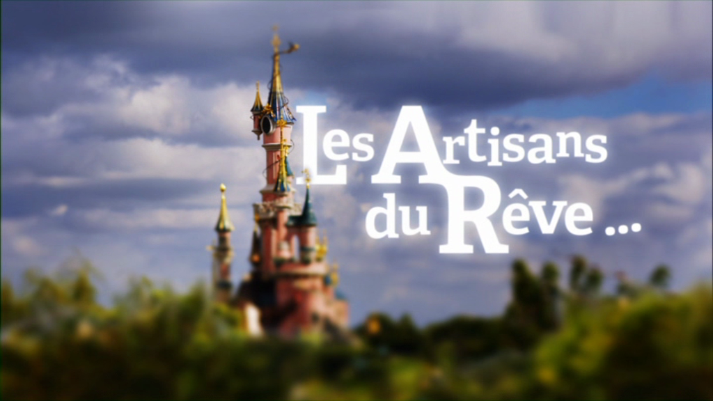 Artisans du Reve Film title card