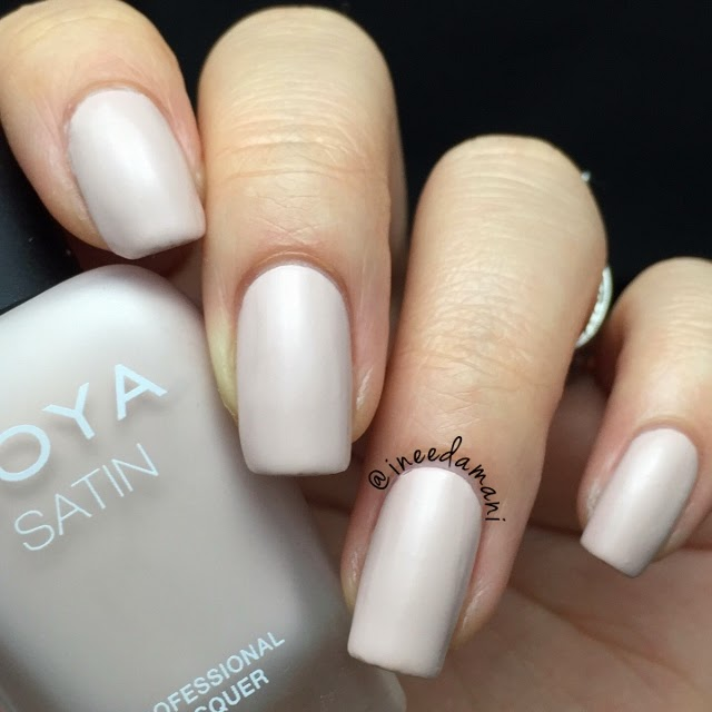 zoya naturel satin ana