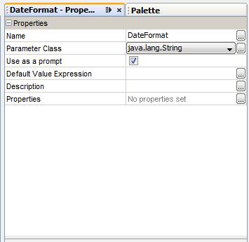 Custom report writing pattern in ireport jasper