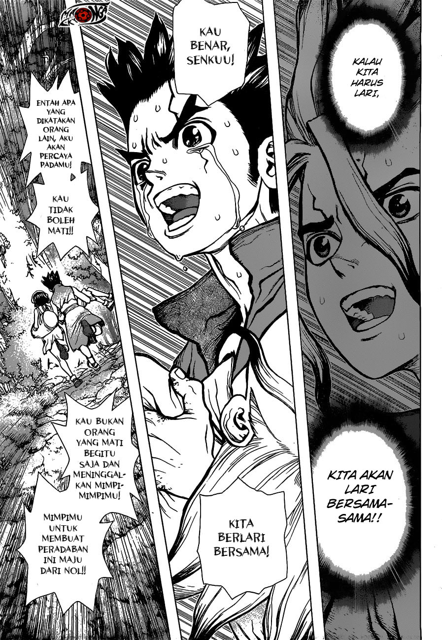 Dr. Stone Chapter 12-5