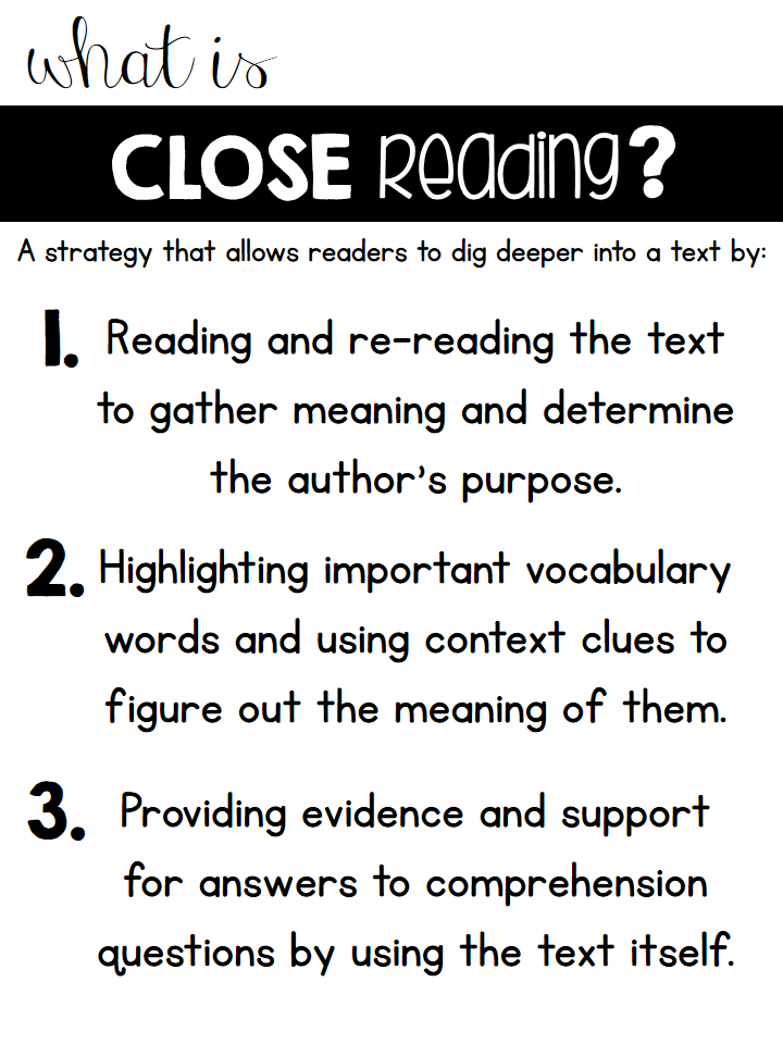 Close Reading in 1st Grade A Freebie Susan Jones Teaching – Close Reading Worksheet