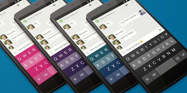 Aplikasi Keyboard Untuk Handphone Android