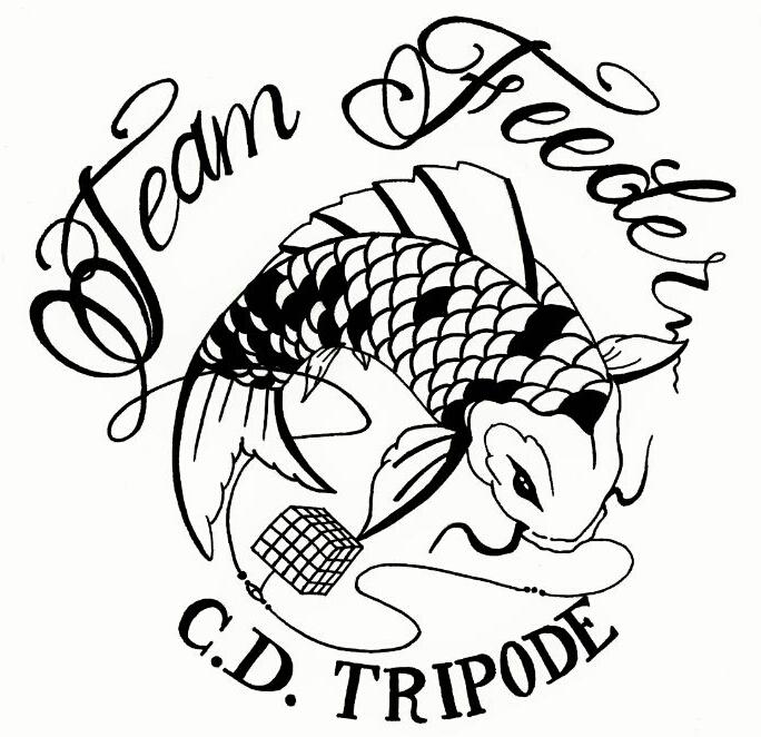 Club Pesca El TRípode. Feeder. Villaverde del Río