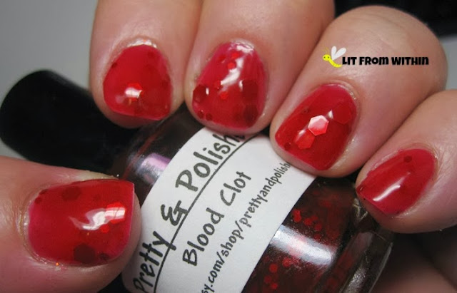 Pretty & Polished Blood Clot