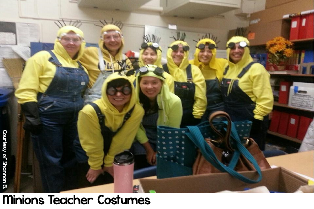 15 Halloween Costume Ideas for Teachers - Teaching in Room 6