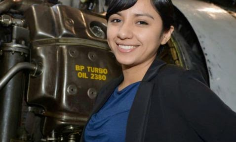 Mexicana selecionada por la NASA para colonizar Marte
