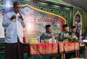 Pemilihan Demokratis, PCNU Surabaya Punya Ketua Baru