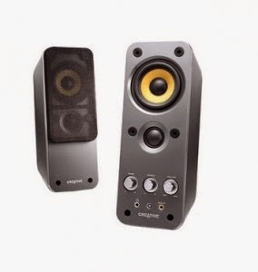 Snapdeal: Buy Creative Gigaworks T20 Speakers at Rs.4,229 only
