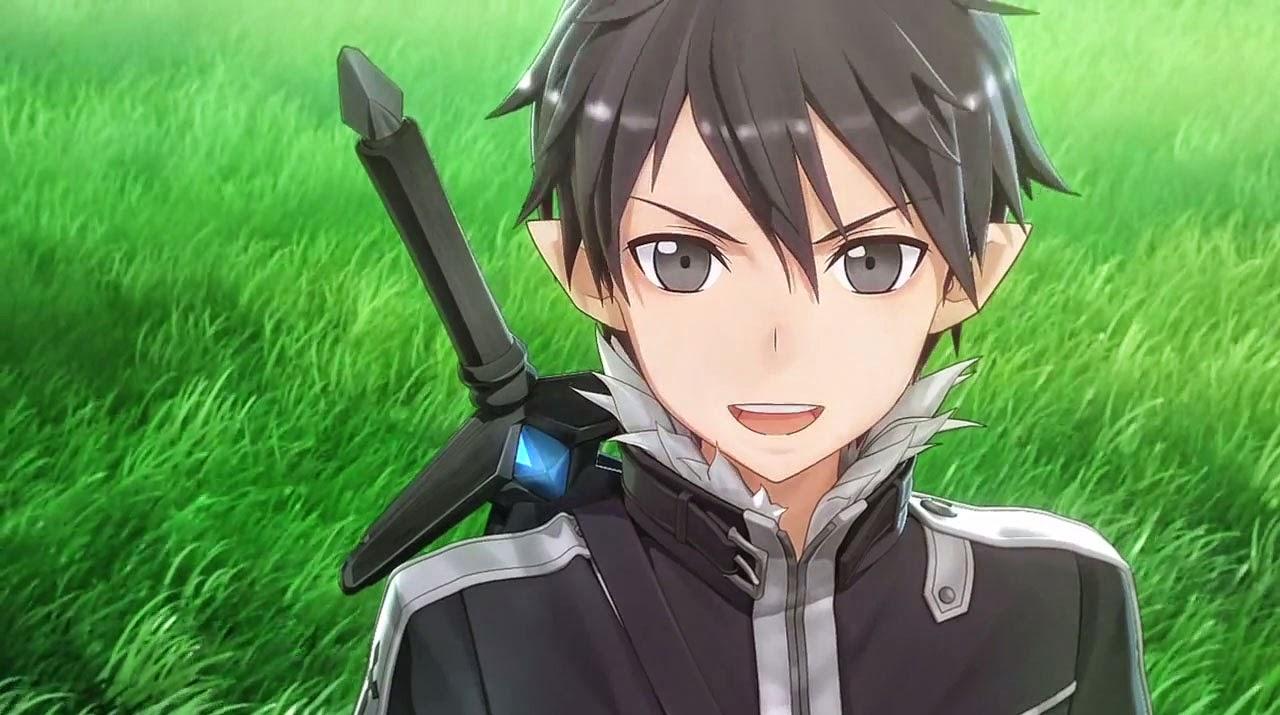 Game Terbaru Sword Art Online: Lost Song Menuju PS3 dan PS Vita