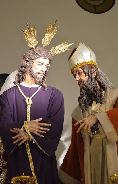 Ntro.Padre Jesús Soberano Poder ante Caifás (Sevilla)
