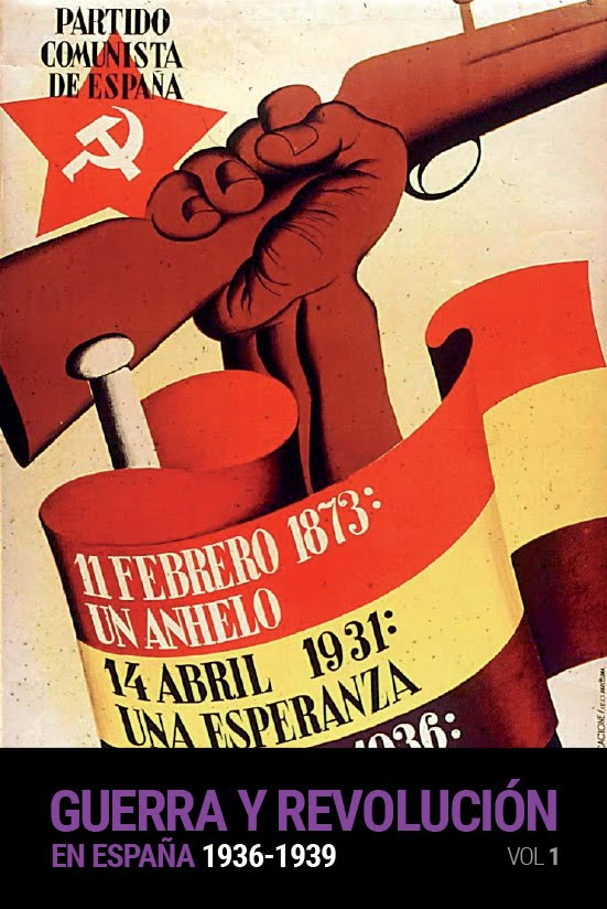 Guerra y revolución en España 1936-39