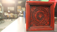 Doctor Who Zygon Inversion Osgood box