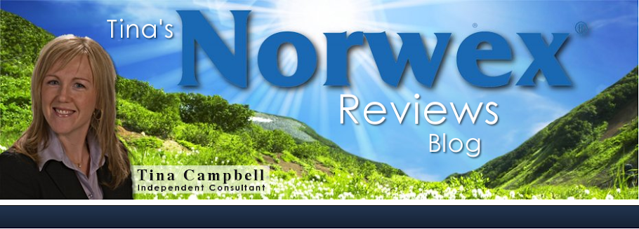 Tinas Norwex Blog - Product Reviews & Green Cleaning Tips