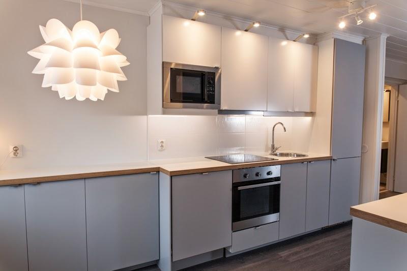 Doukas Arts asuntomyyntikuva Inneres Oy:lle - keittiö