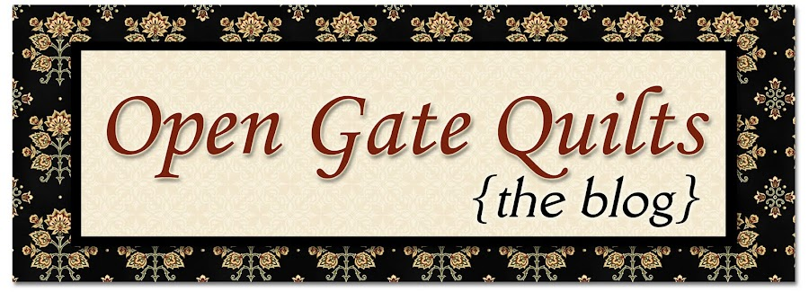 Open Gate Blog