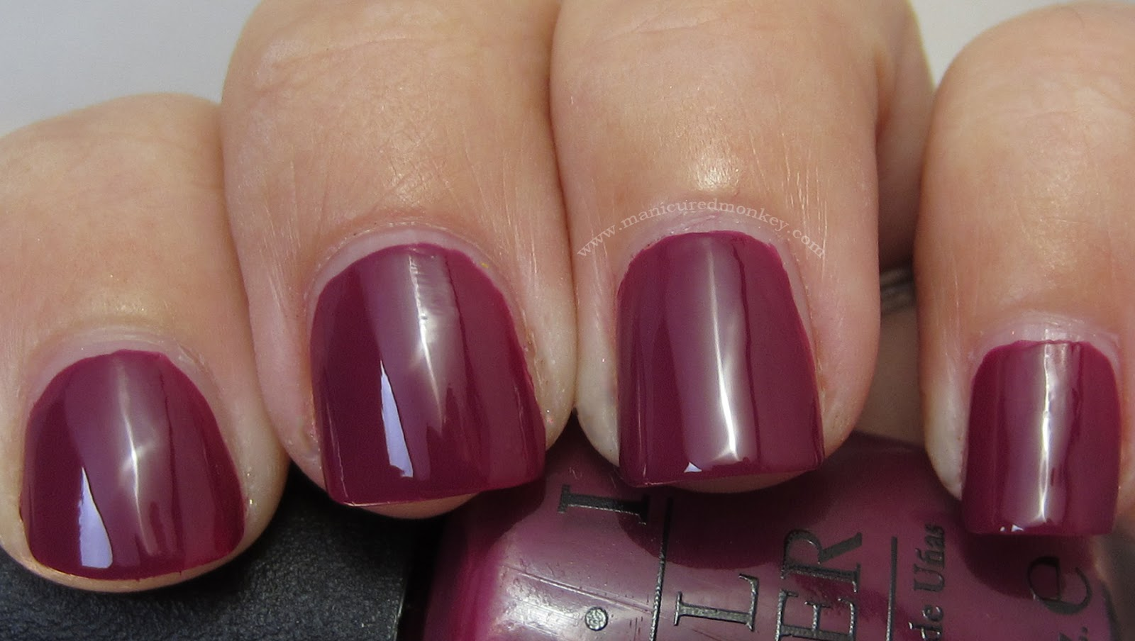 The Manicured Monkey: OPI: Mariah Carey Collection for Spring 2013 ...