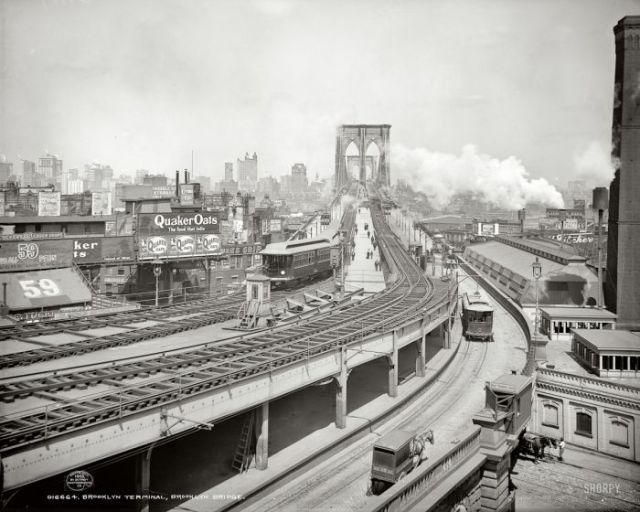 Vintage Photos Of America From 1870 To 1920 Vintage Everyday