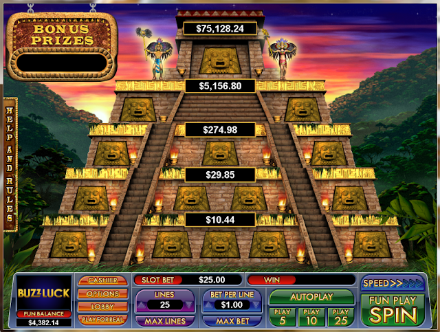 NuWorks Gaming Feature Pyramid
